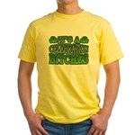 It's a Celebration Bitches Shamrock Yellow T-Shirt