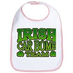 Irish Car Bomb Team Shamrock Bib
