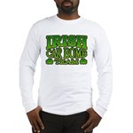 Irish Car Bomb Team Shamrock Long Sleeve T-Shirt