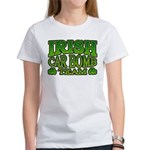 Irish Car Bomb Team Shamrock Women's T-Shirt