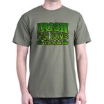 Irish Car Bomb Team Shamrock Dark T-Shirt