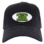 Irish You Were Beer Shamrock Black Cap