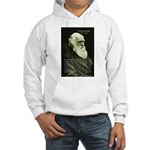 Charles Darwin: Science Hooded Sweatshirt