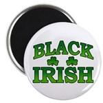 "Once You go Irish You Never Go Back 2.25"" Magnet ("