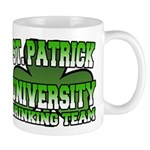 St. Patrick University Drinking Team Mug