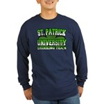 St. Patrick University Drinking Team Long Sleeve D