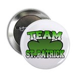 "Team St. Patrick 2.25"" Button (10 pack)"