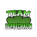 Team Leprechaun Postcards (Package of 8)