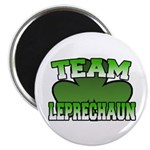"Team Leprechaun 2.25"" Magnet (10 pack)"