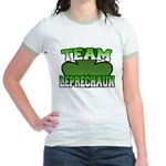 Team Leprechaun Jr. Ringer T-Shirt