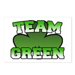Team Green Postcards (Package of 8)