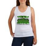 Team Green Women's Tank Top