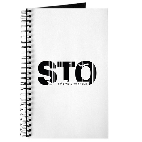 Stockholm Sweden STO Air Wear Journal