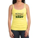 Got Freedom? Army (Husband) Jr. Spaghetti Tank