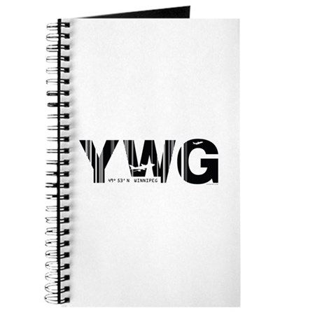 Winnipeg Canada YWG Air Wear Journal