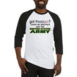Got Freedom? Army (Brother) Baseball Jersey