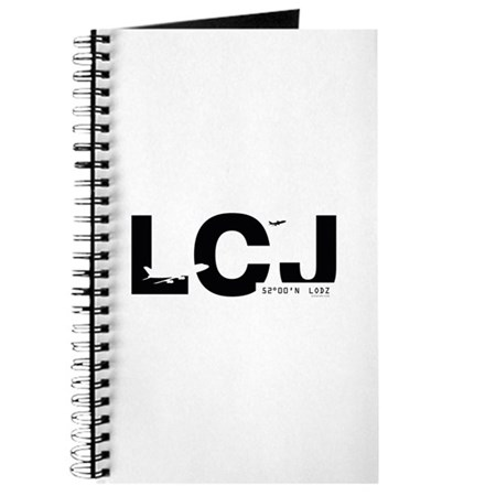 Lodz LCJ Poland Air Wear Design B Journal