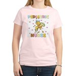 Bee Pediatric Nurse Women's Light T-Shirt