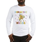 Bee Pediatric Nurse Long Sleeve T-Shirt