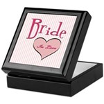 Bride in Love Keepsake Box
