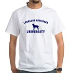 Lab University White T-Shirt