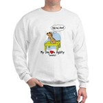 Refusing Down Agility Sweatshirt