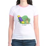 See-Saw Agility Dog Jr. Ringer T-Shirt