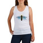 """Surf Angel: Tribe"" Women's Tank Top"
