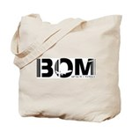 Mumbai Airport Code India Bombay BOM Tote Bag