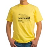 """Envy Not the Lawless"" Yellow T-Shirt"