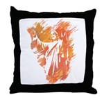 """Sonrise"" Throw Pillow"
