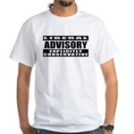 Explicitly Conservative White T-Shirt