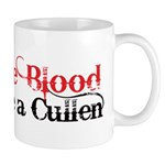 Give Blood Date a Cullen Mug