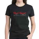 Give Blood Date a Cullen Women's Dark T-Shirt
