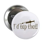 "Funny Phlebotomy & Nursing 2.25"" Button"
