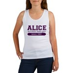 Alice, Quirkier Than You. Women's Tank Top