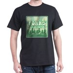Twilight Forks Dark T-Shirt
