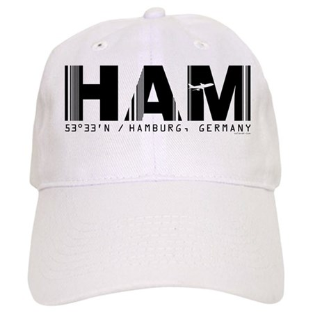 Hamburg Airport Code Germany HAM Cap