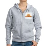 Already Supersized Women's Zip Hoodie