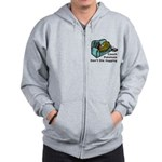 Couch Potato Jogging Zip Hoodie