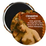 "Death of Cleopatra 2.25"" Magnet (10 pack)"
