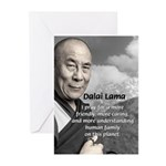 The 14th Dalai Lama Greeting Cards (Pk of 10)