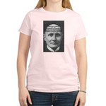 Philosopher: Alfred Whitehead Women's Pink T-Shirt