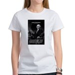 President George Washington Women's T-Shirt