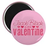 Jacob Twilight Valentine Magnet