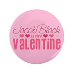 "Jacob Twilight Valentine 3.5"" Button (100 pack)"