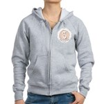 Market Sister of the Bride Women's Zip Hoodie