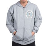 Market Father of the Groom Zip Hoodie
