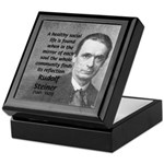 Steiner: Education School Keepsake Box