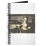Rationalist Baruch Spinoza Journal